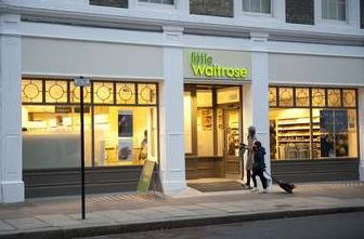 little waitrose banner launch